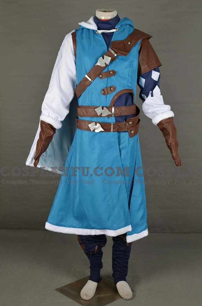 Felix Cosplay Costume from Fire Emblem Three Houses