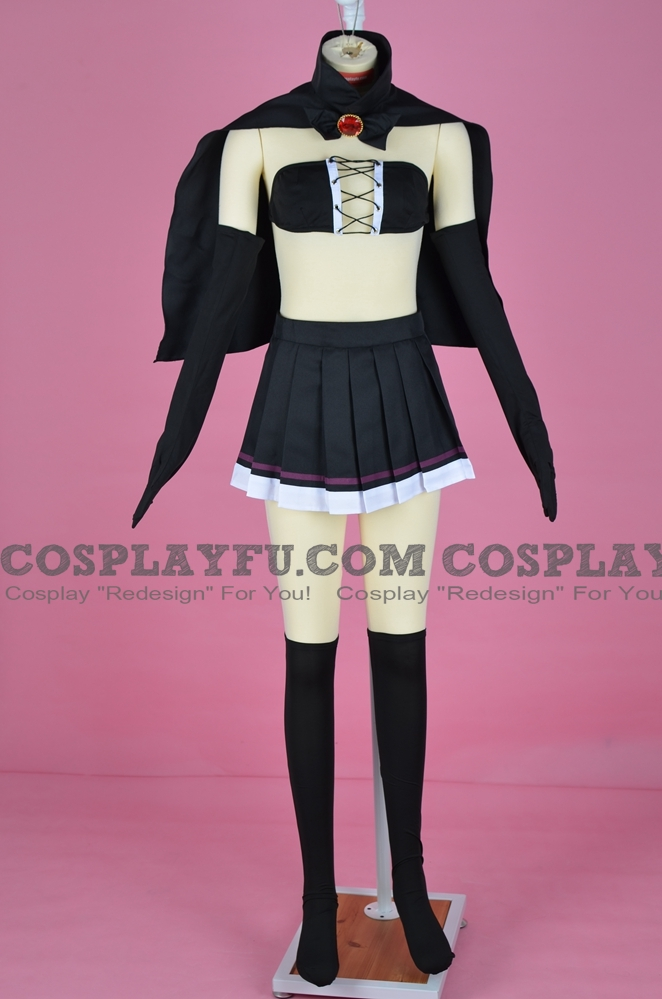 Witch Girl Cosplay Costume