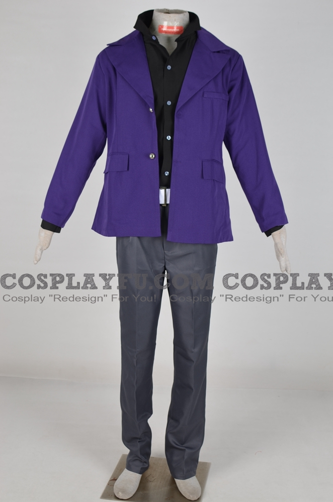 Junya Kaneshiro Cosplay Costume from Persona 5