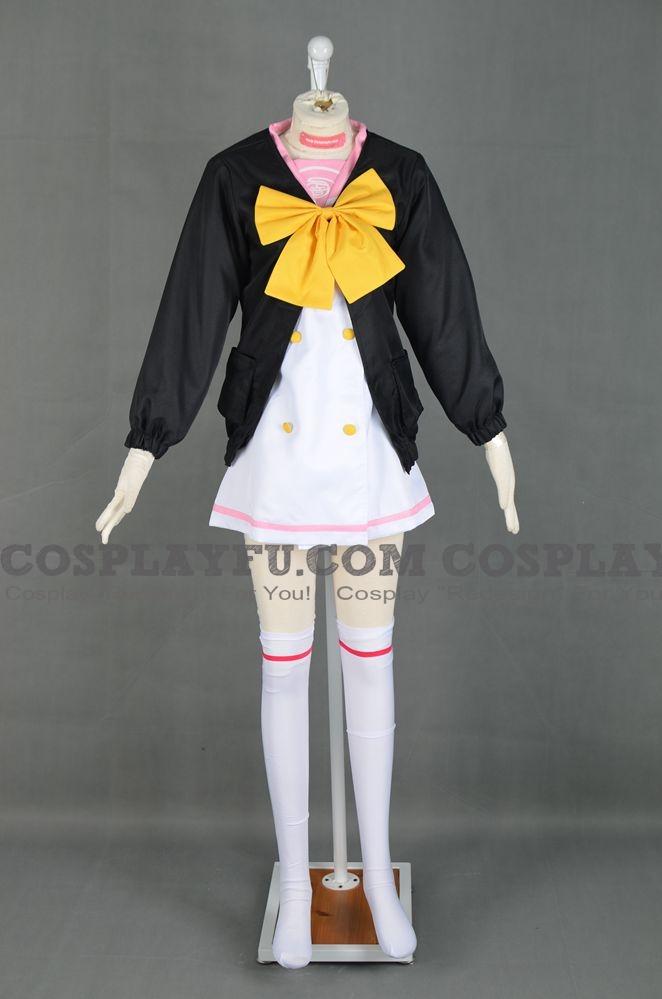 Hibiki Otonokoji Cosplay Costume from Super Dangan Ronpa Another