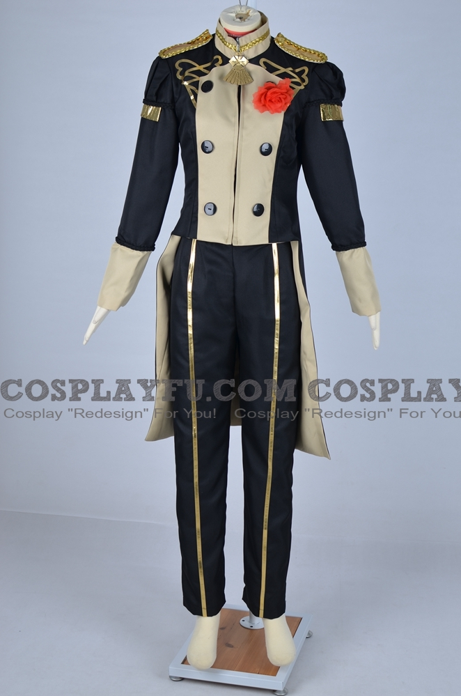 Lorenz Cosplay Costume from Fire Emblem