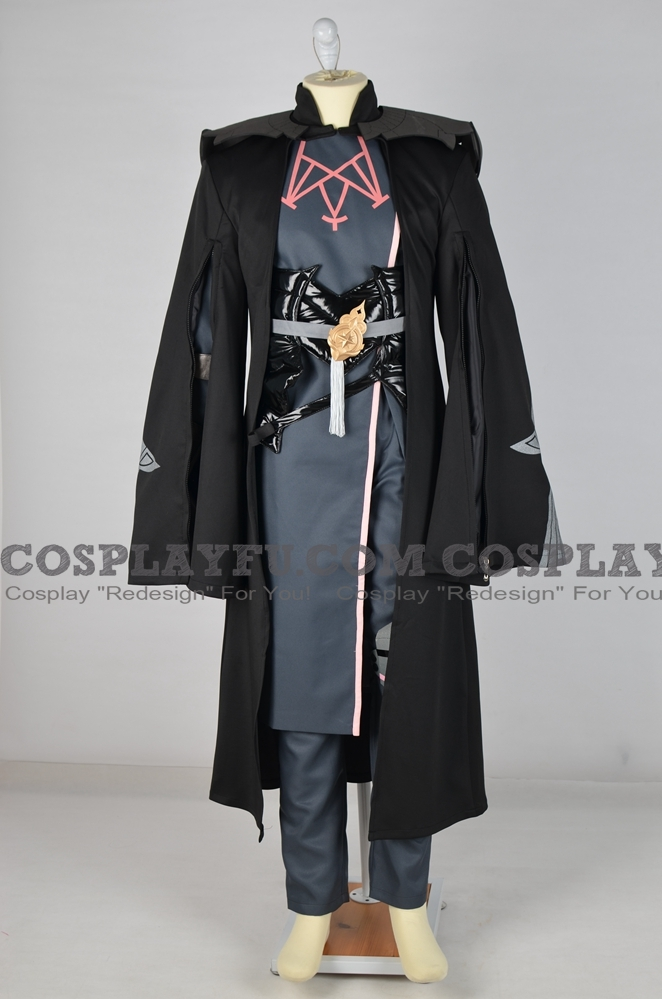 Byleth Cosplay Costume (Fire Emblem: Three Houses) from Fire Emblem: Seisen no Keifu