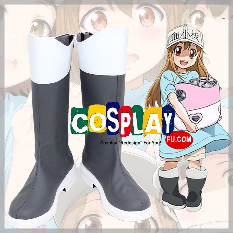 Platelet Shoes from Cells at Work