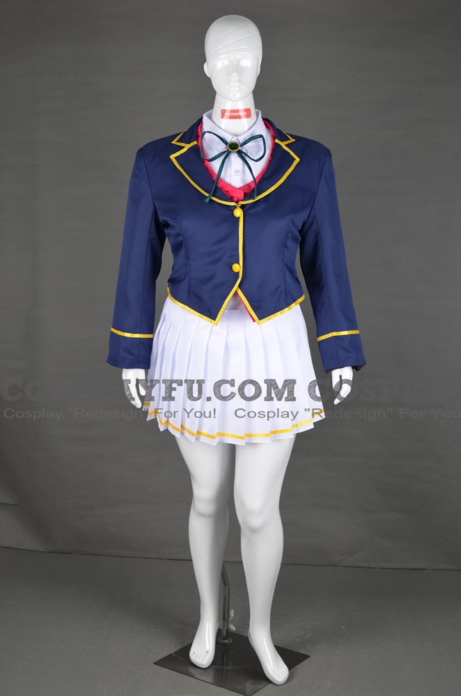 Sakura Cosplay Costume(2nd)from Ojousama☆Yomeiri Kousou!