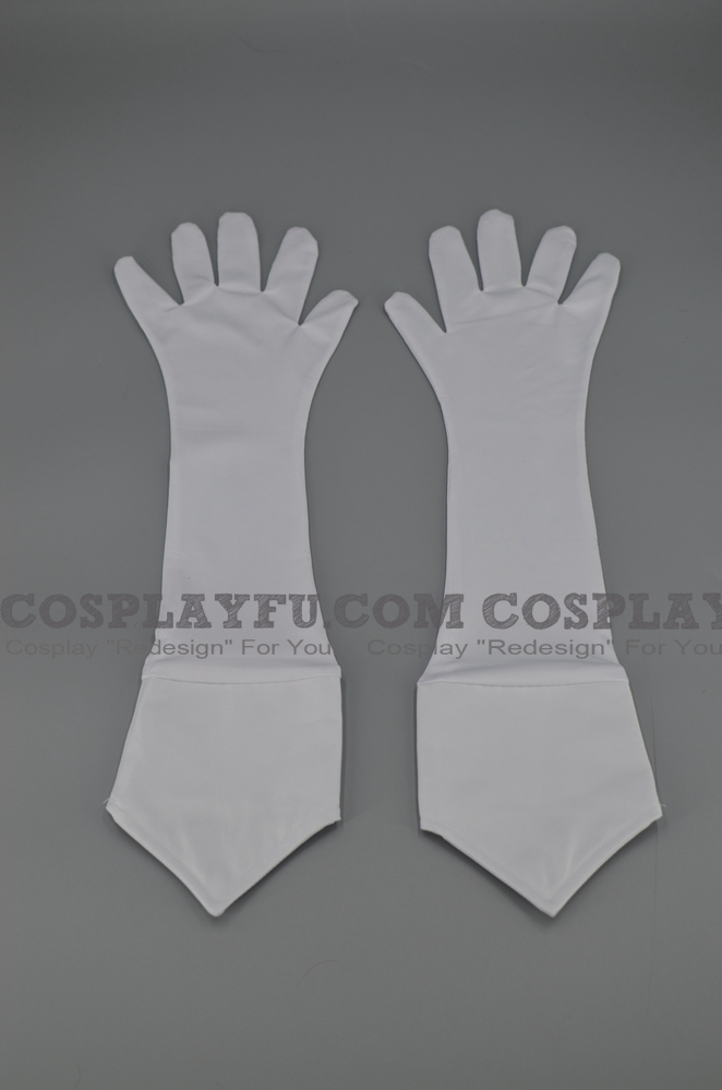 Revolver Cosplay Costume Gloves from Yu-Gi-Oh!