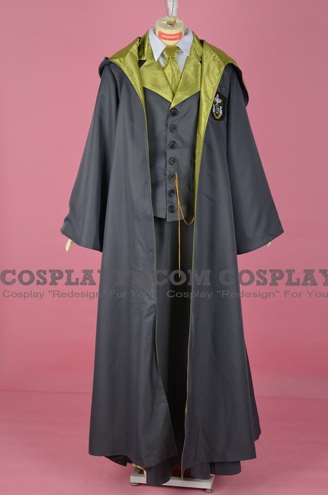 Hannah Abbott Cosplay Costume from Harry Potter