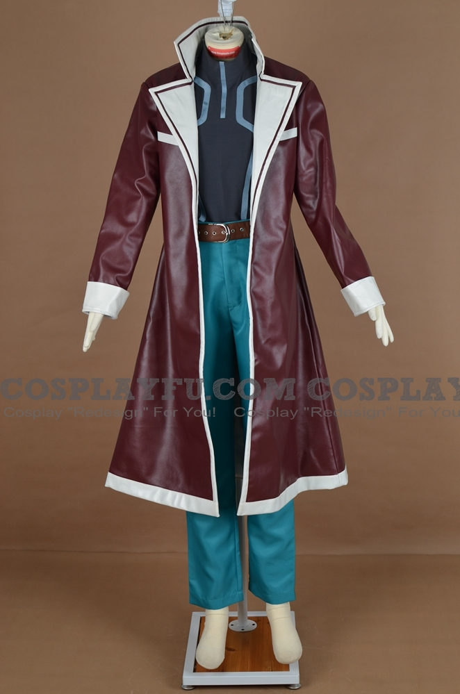 Shoichi Kusanagi Cosplay Costume (Aavatar Form) from Yu-Gi-Oh! VRAINS
