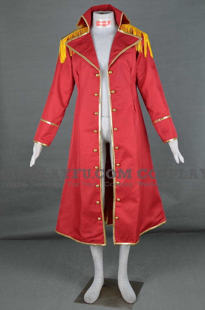 Gol Coat from One Piece