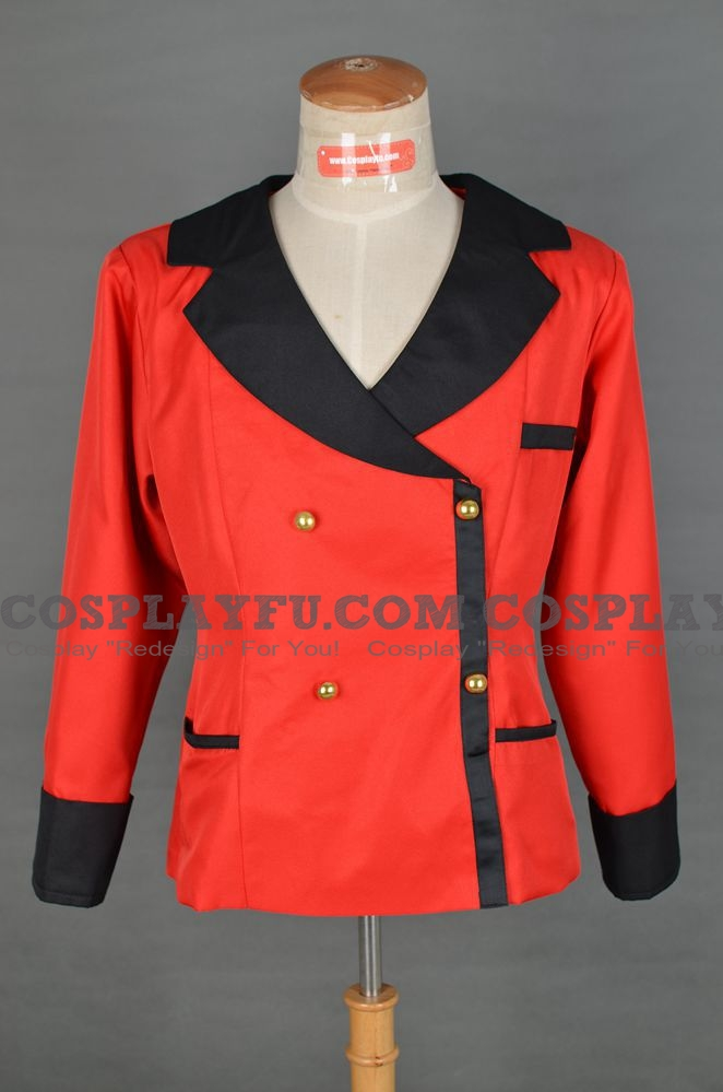 Kirari Momobami Cosplay Costume (Jacket Only) from Kakegurui