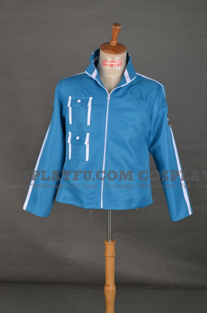 Kyousuke Karasuma Cosplay Costume (Jacket only) from World Trigger