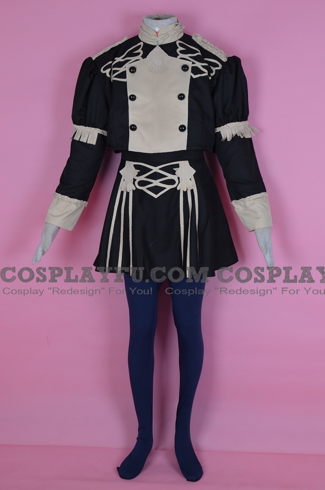 Ingrid Cosplay Costume (Three Houses) from Fire Emblem