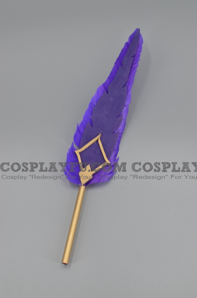Star Guardian Xayah Feather from League of Legends
