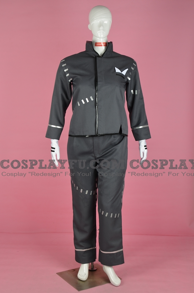 Embalmer Cosplay Costume from Identity V
