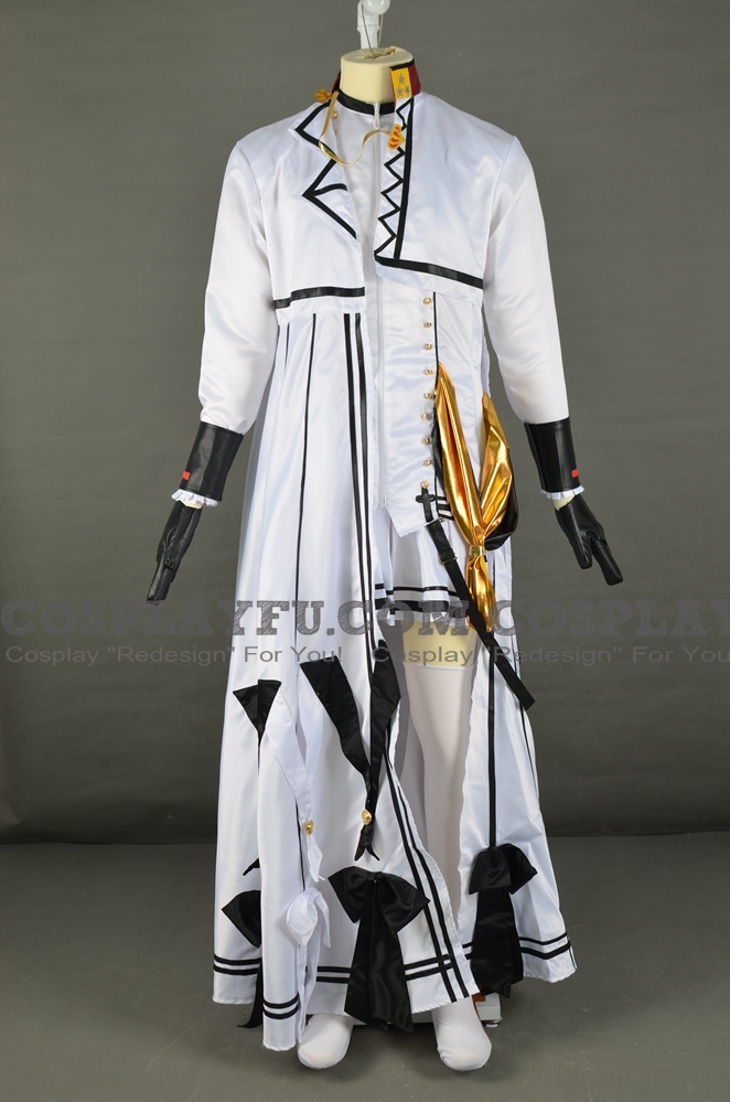 IWS 2000 Cosplay Costume from Girls' Frontline
