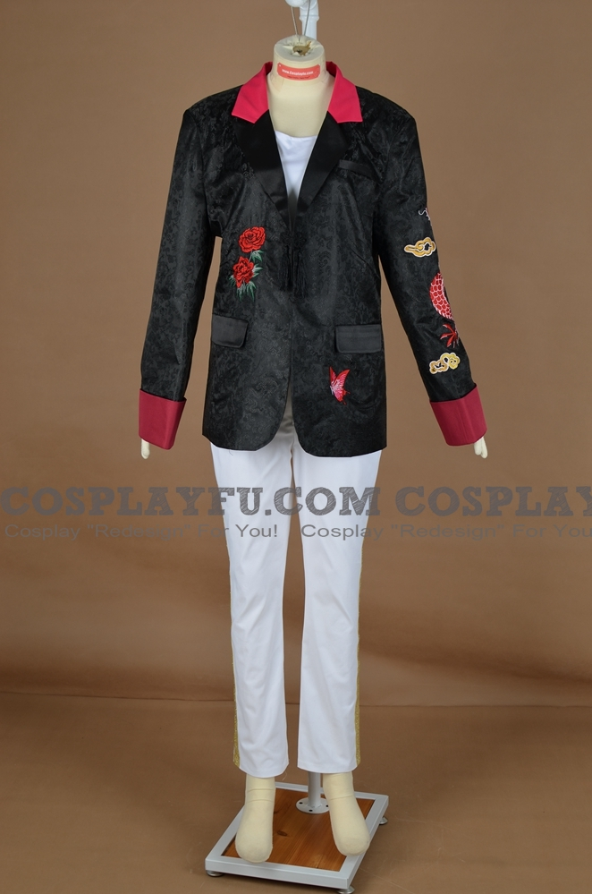Ranmaru Cosplay Costume (2nd) from Uta no Prince-sama