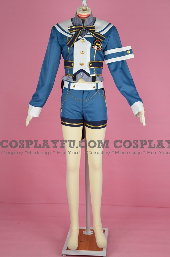 Virtual Youtuber Oozora Subaru Costume