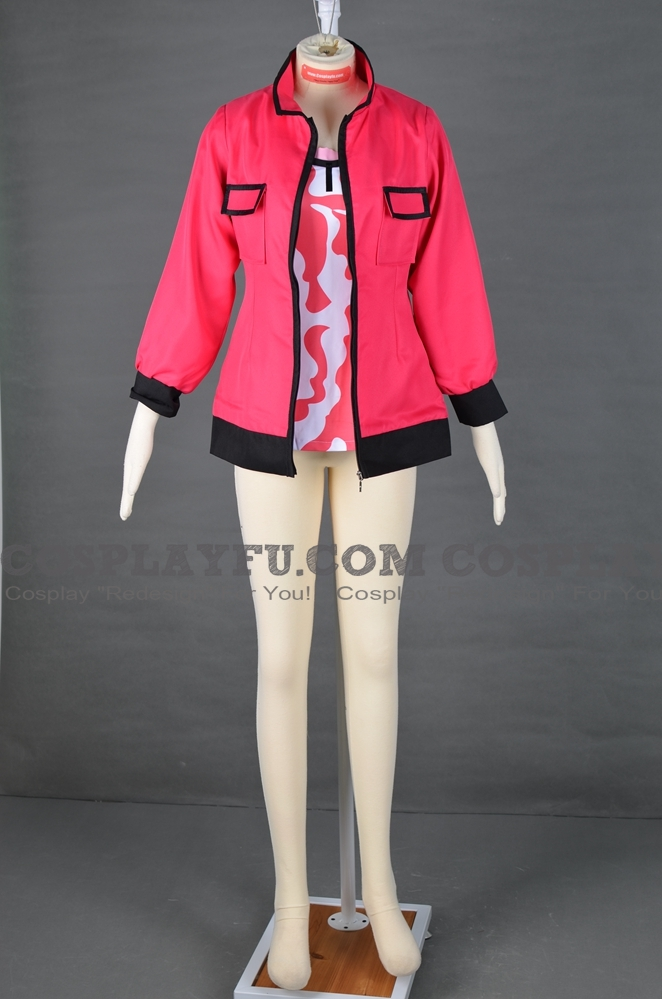 Oni ChiChi Akizuki Airi Costume (Top and Jacket Only)
