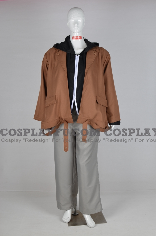 Masaomi Dewa Cosplay Costume from K