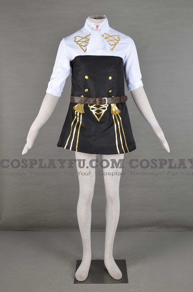 Hilda Cosplay Costume (2nd) from Fire Emblem: Three Houses
