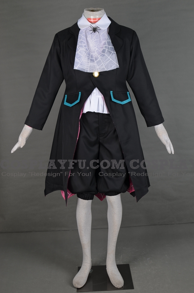 Rui Cosplay Costume from Kimetsu no Yaiba