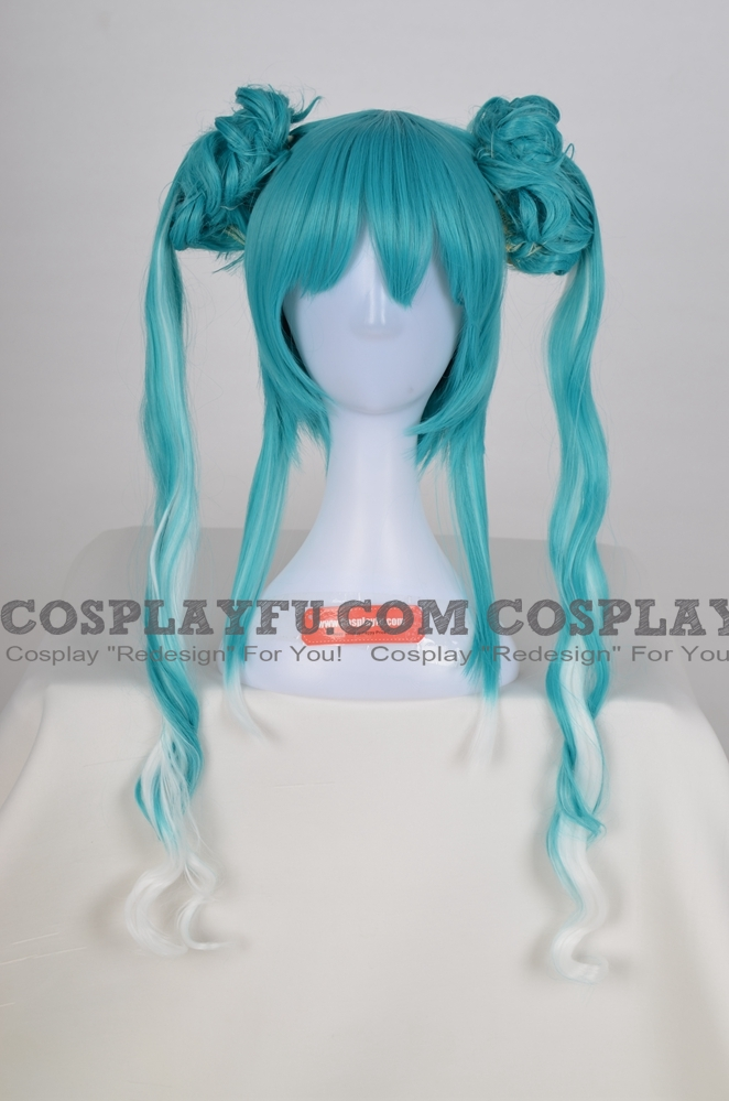 Vocaloid Miku Hatsune Parrucca (2nd)