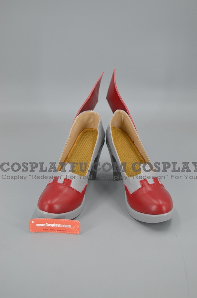 Ayanami Shoes from Azur Lane