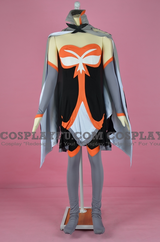 Praxina Cosplay Costume (French Show) from Lolirock