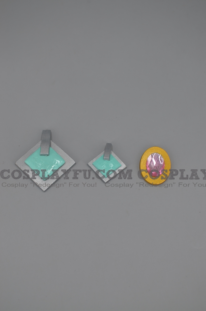 Ai Cosplay Costume Props from Yu-Gi-Oh! VRAINS