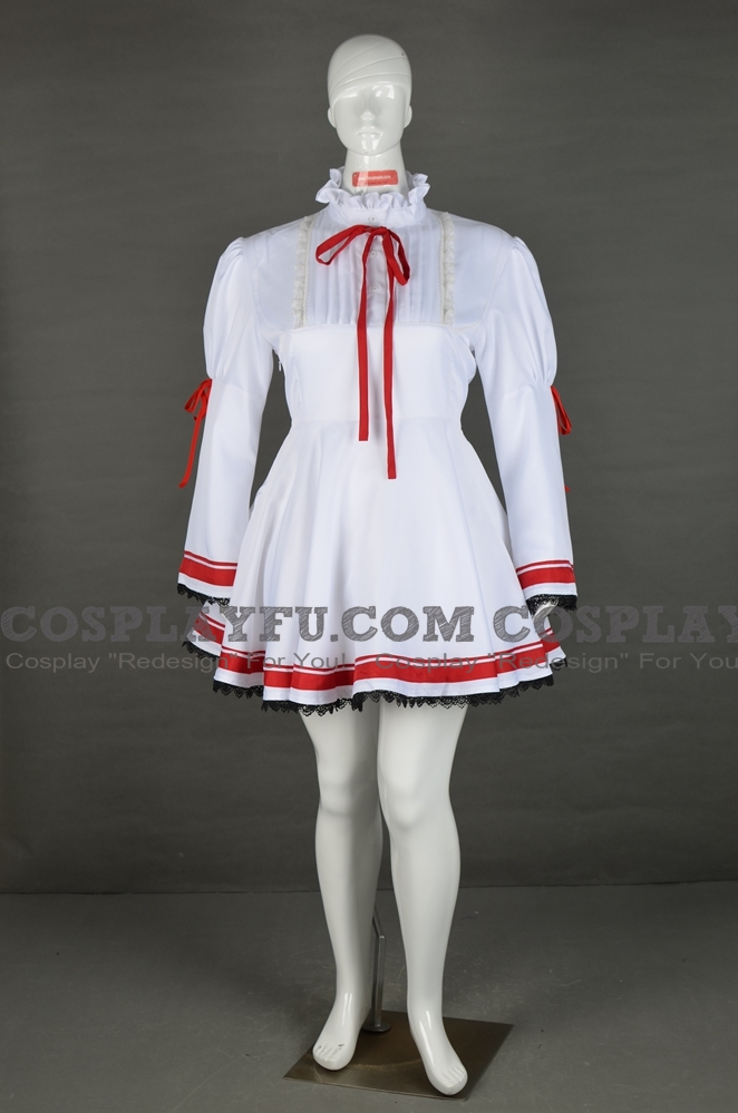 Karen Asakura Cosplay Costume from Kimi to Boku to Eden no Ringo