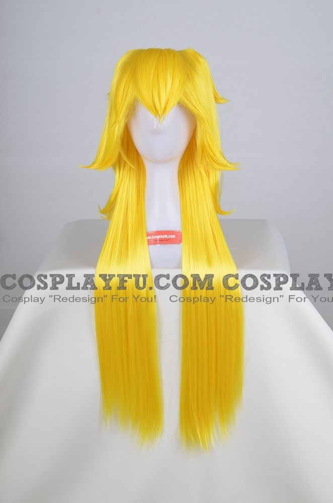 Princess Peach Wig (2nd) from Super Mario