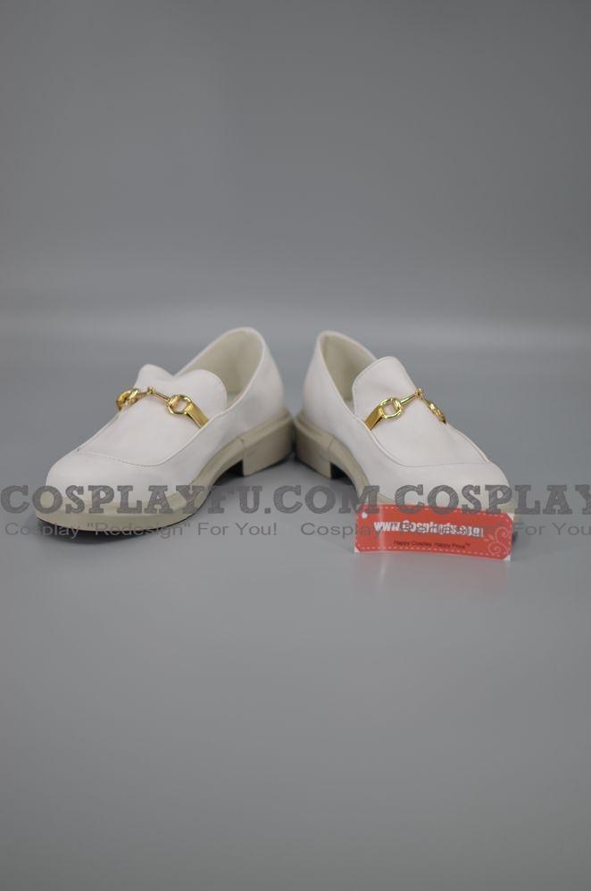 ワンピース 黄猿 靴