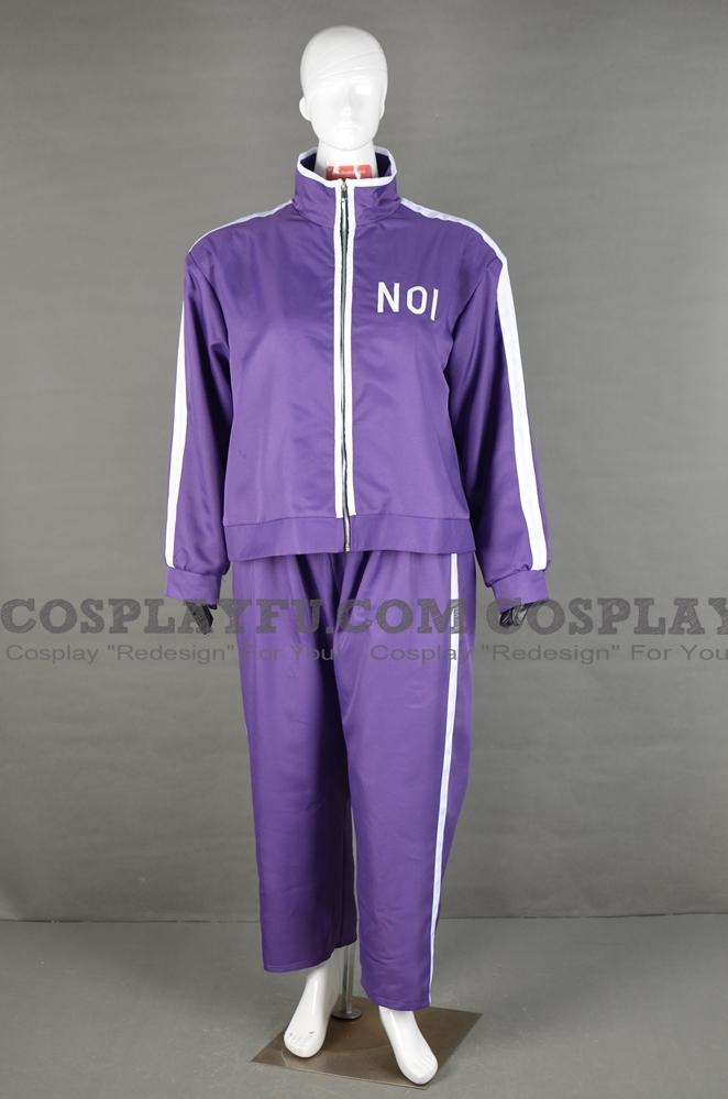 Noi Cosplay Costume from Dorohedoro