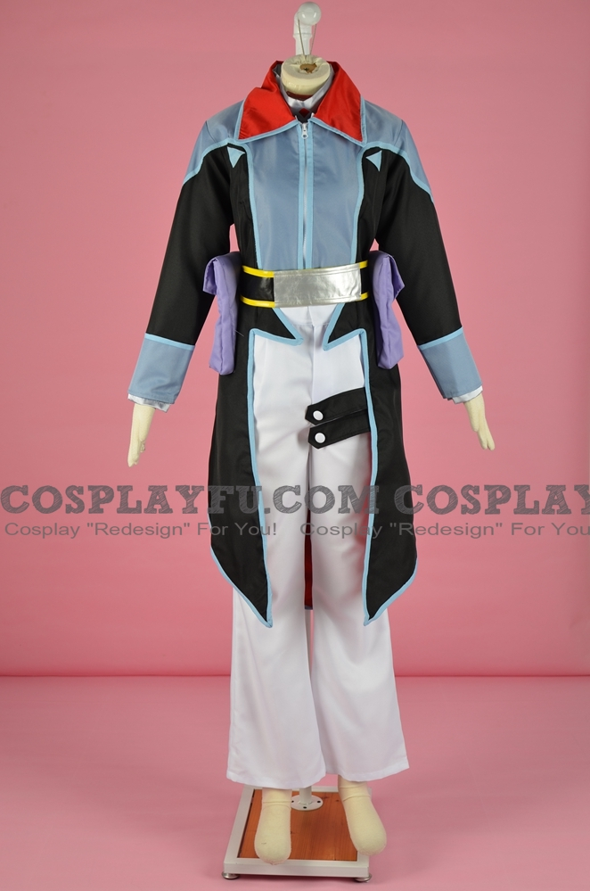 Kite Cosplay Costume (Black Version) from Yu Gi Oh Zexal