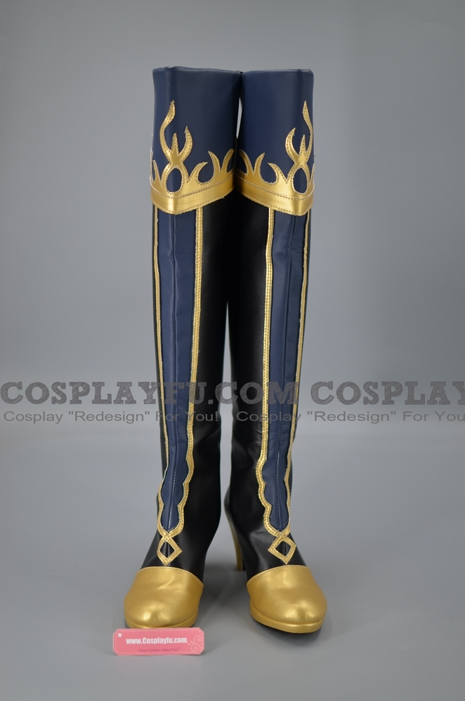 Ser Aymeric Shoes from Final Fantasy XIV