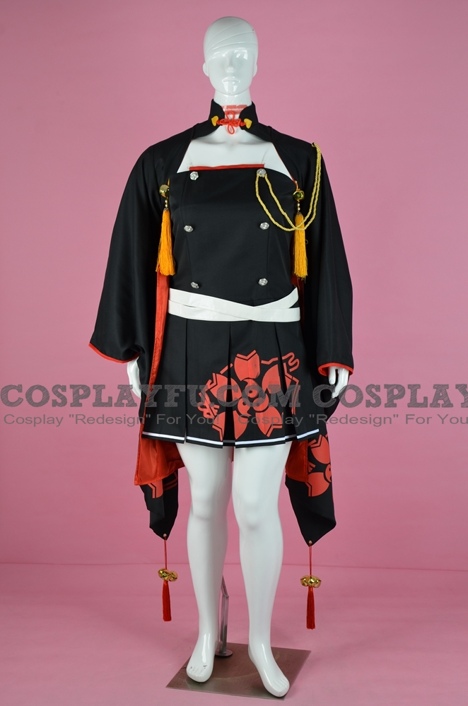 Haruna Cosplay Costume from Azur Lane
