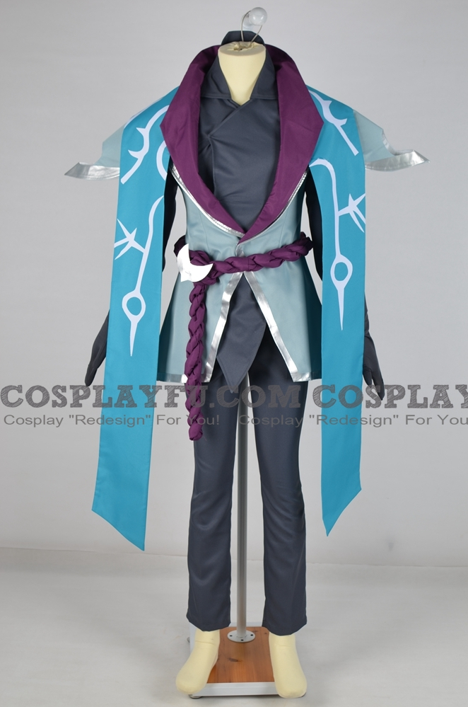 League of Legends Aphelios Costume