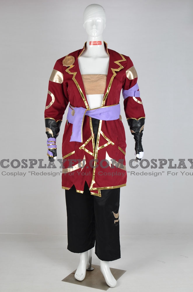 Sea of Thieves Sabel Rassler Pirate Costume