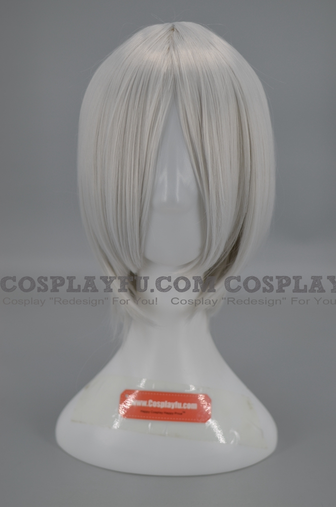 Kimimaro wig from Naruto