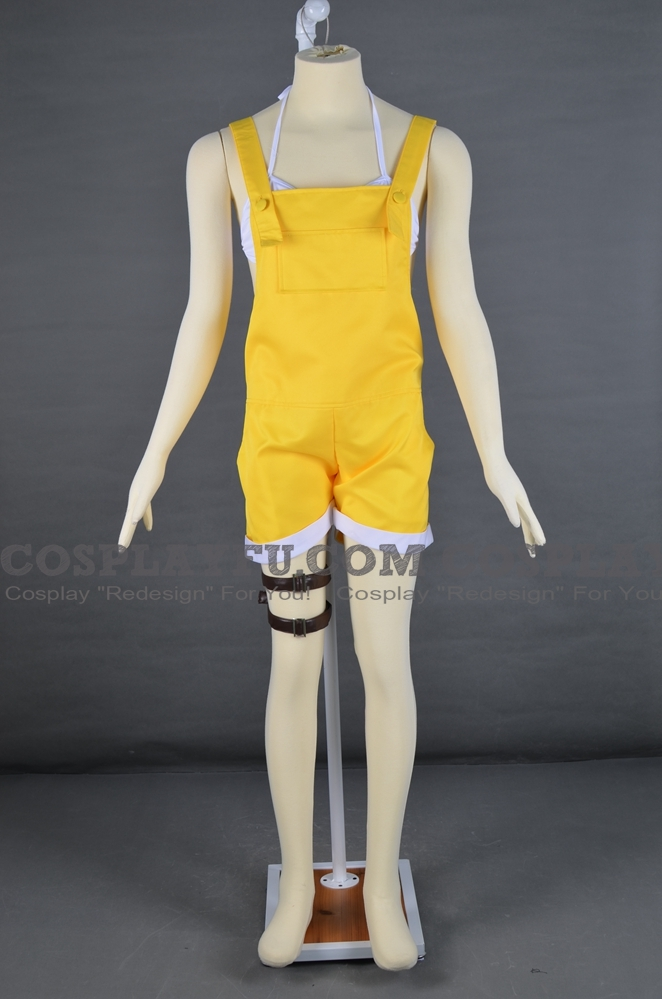 Nami Cosplay Costume (2013) from One Piece