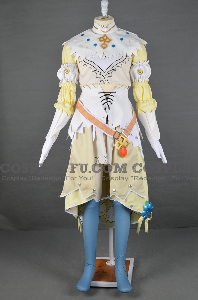 Serenade Cosplay De  Eternal Sonata Costume