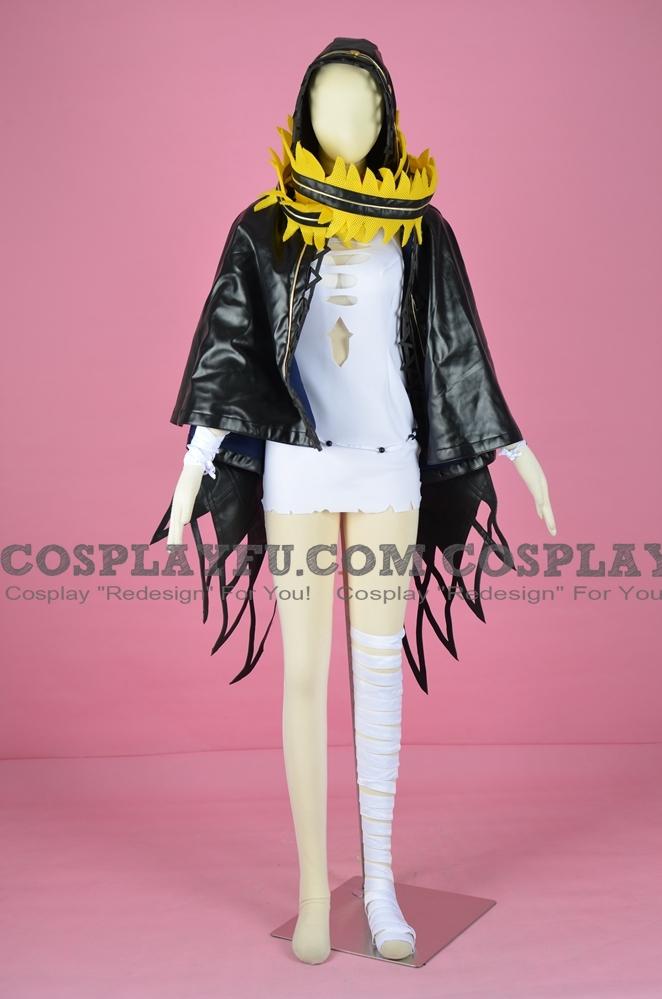 Io Cosplay Costume from Code Vein