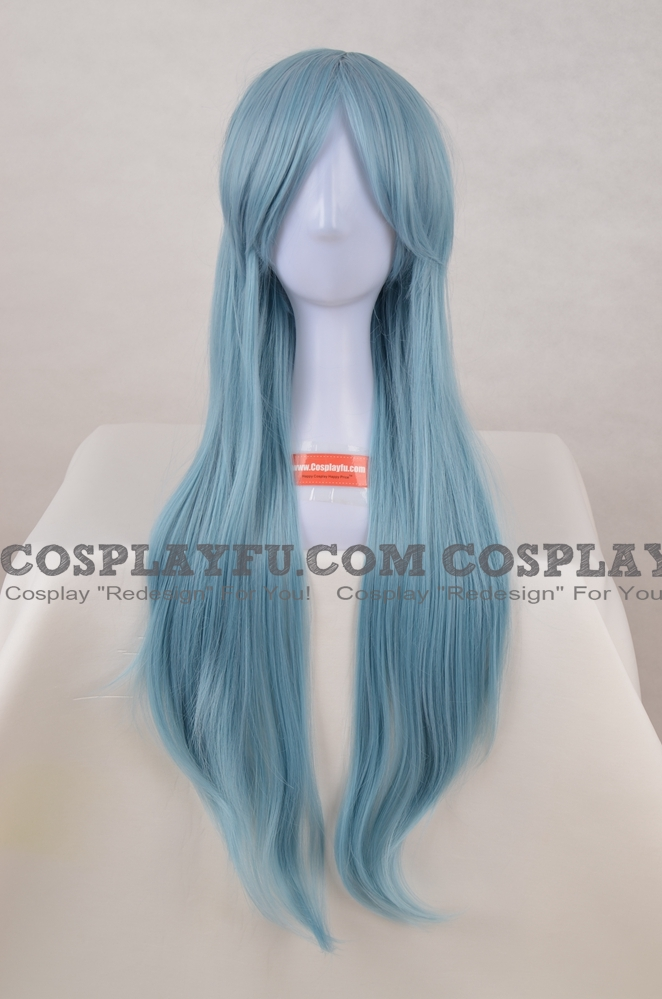 Miku Hatsune wig from Vocaloid
