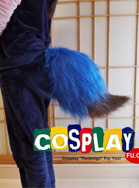 Kagemori Michiru Tail From Bna Brand New Animal Cosplayfu Com