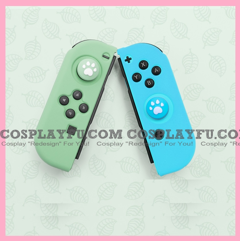 Animal Crossing Silicone Joy-Con Cover - Protective Case