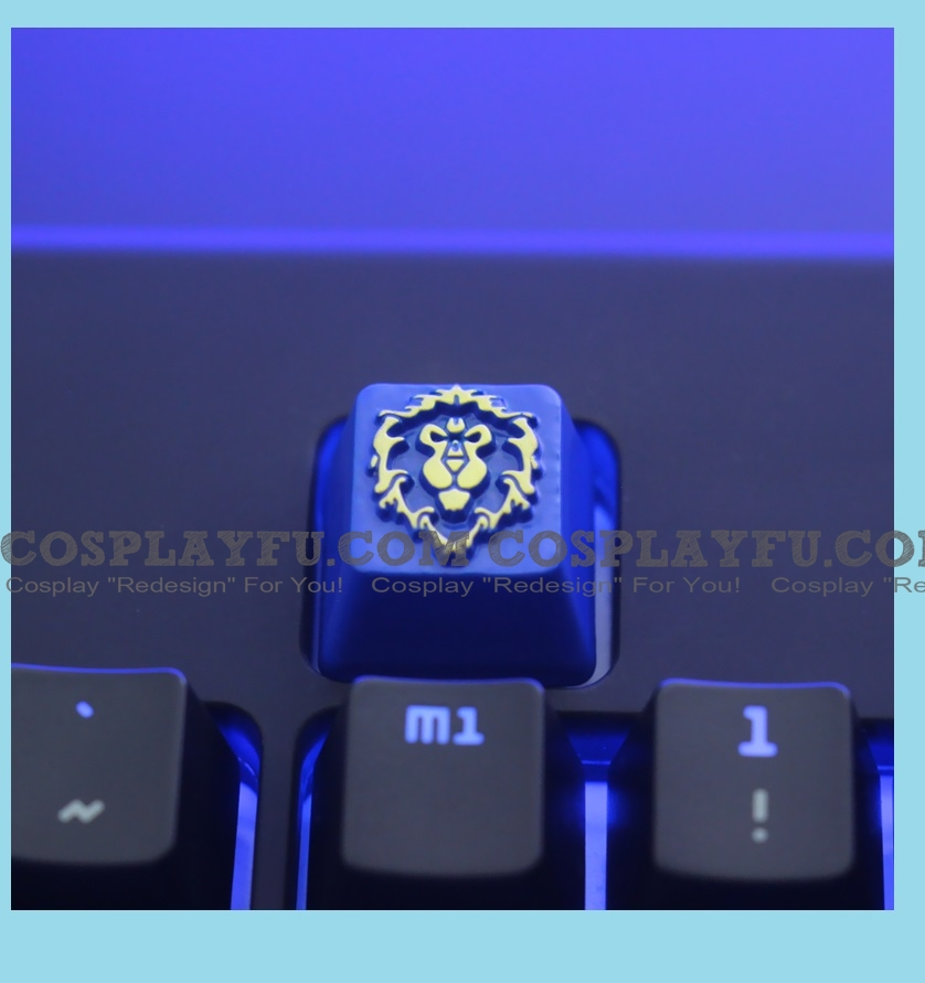 WOW World of Warcraft Keycaps