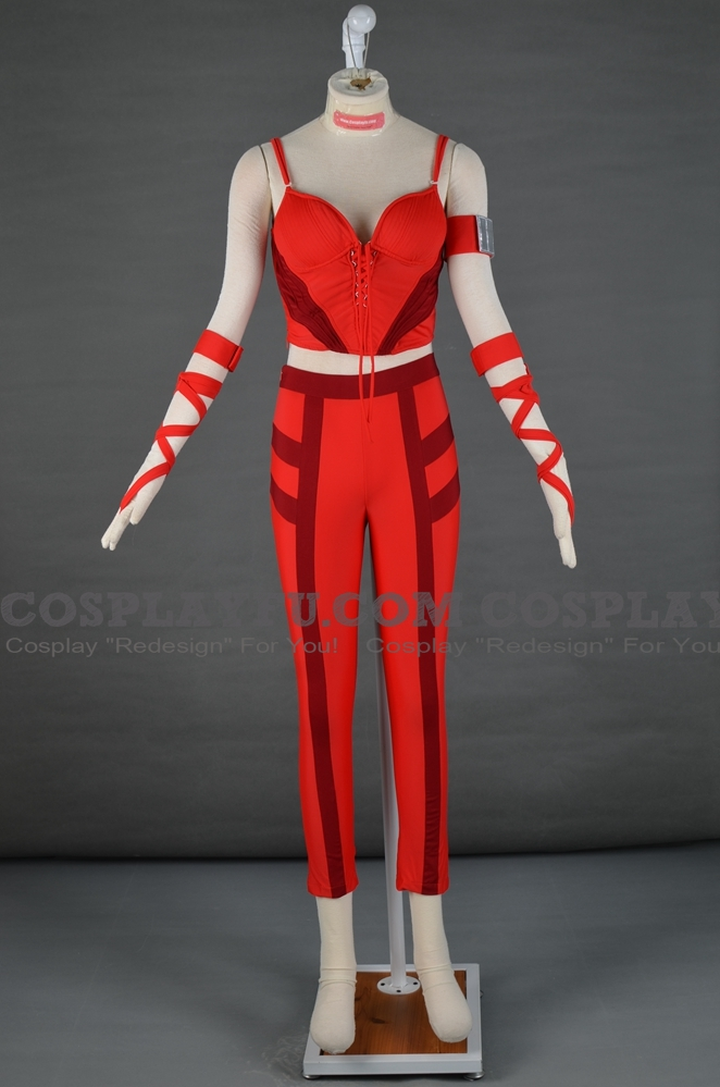 Elektra Cosplay Costume from Elektra 2005 film