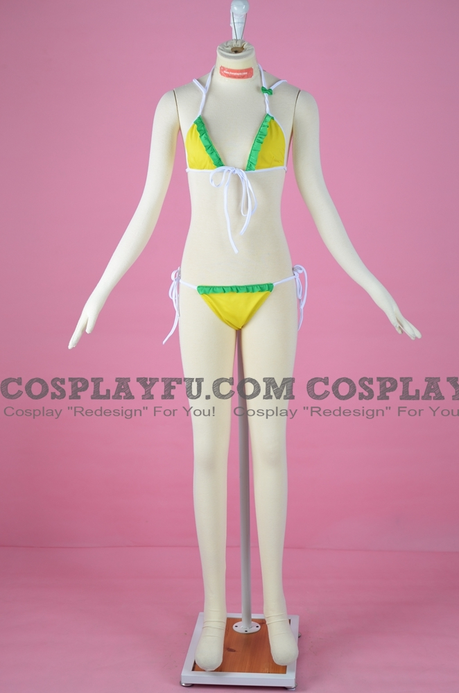 Airi Cosplay Costume from Classroom of the Elite
