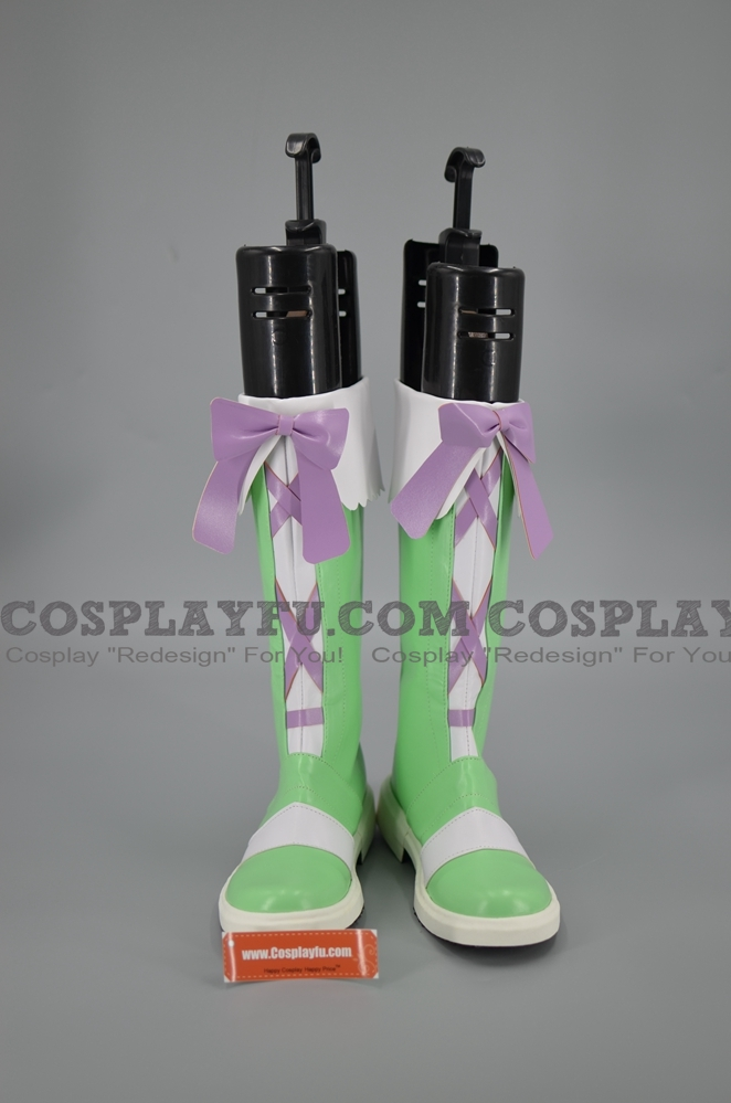 Amber Shoes from Rune Factory