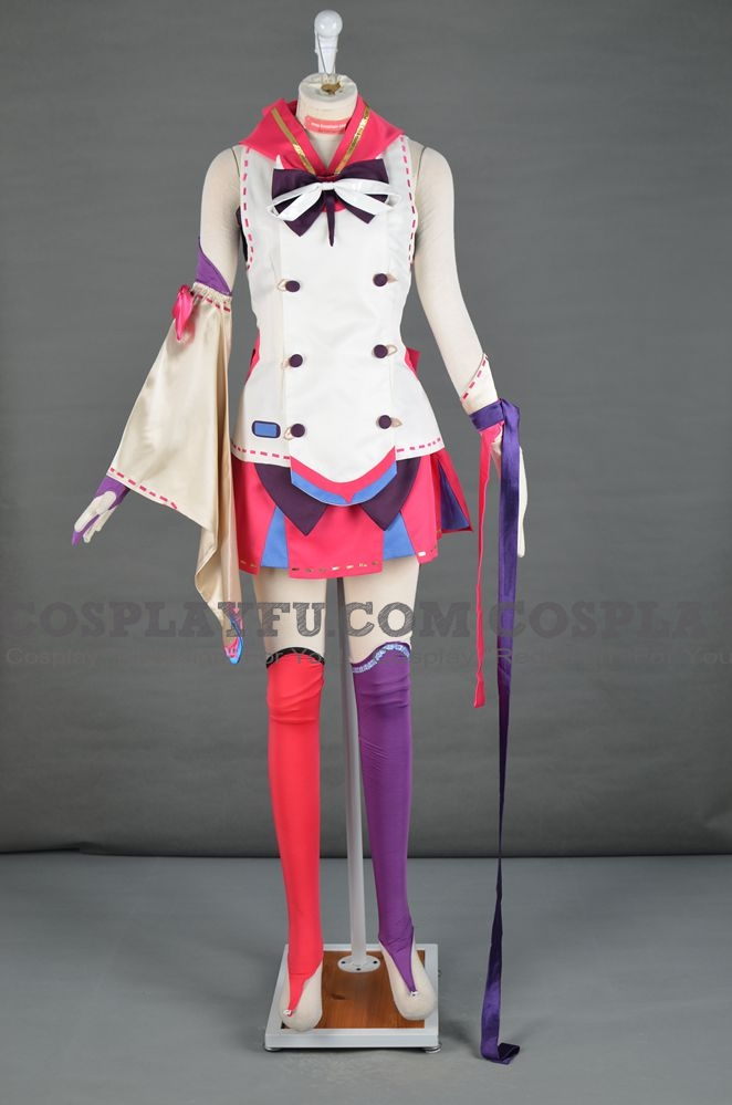 Hime Cosplay Costume from Vocaloid