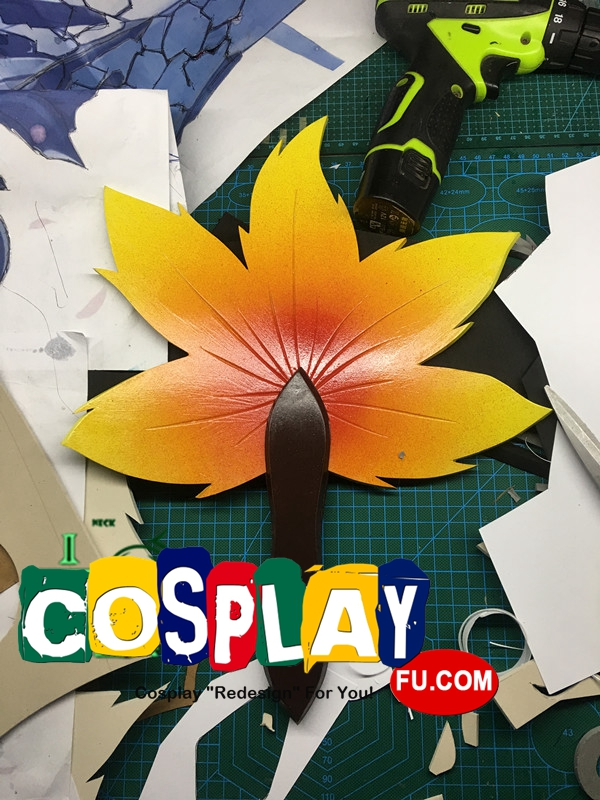 Aya Props from Touhou Project